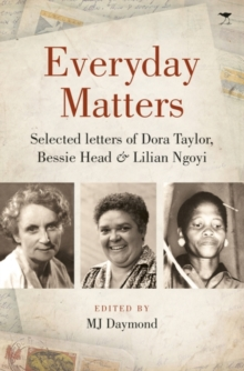 Everyday Matters, Paperback Book