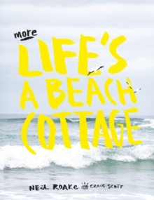 More life's a beach cottage, Hardback Book