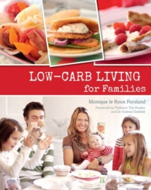 Low-carb Living for Families, PDF eBook