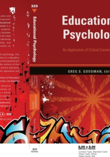 Educational Psychology : An Application of Critical Constructivism, Paperback / softback Book