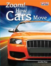 Zoom! How Cars Move, PDF eBook