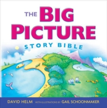 The Big Picture Story Bible, Hardback Book