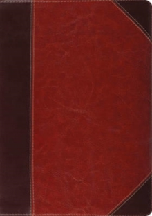 ESV Study Bible, Leather / fine binding Book