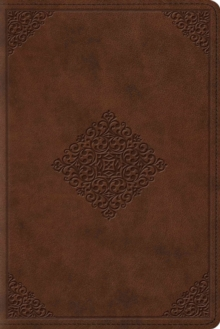 ESV Study Bible, Personal Size, Leather / fine binding Book