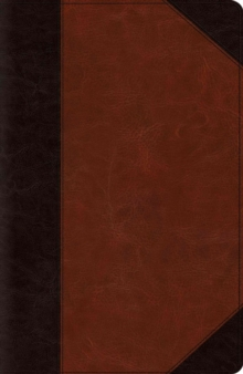 ESV Classic Reference Bible, Leather / fine binding Book