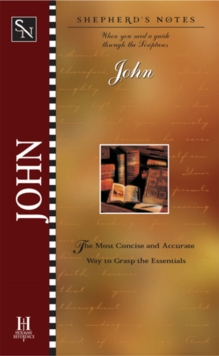 Shepherd's Notes: John, EPUB eBook