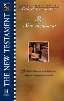 Shepherd's Notes: New Testament, EPUB eBook