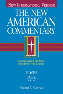 Hosea, Joel : An Exegetical and Theological Exposition of Holy Scripture, EPUB eBook
