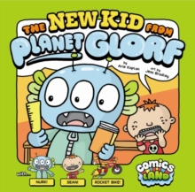 The New Kid from Planet Glorf, PDF eBook