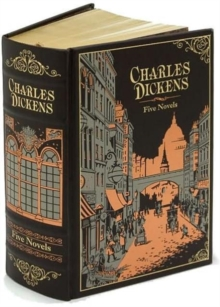 Charles Dickens (Barnes & Noble Collectible Classics: Omnibus Edition) : Five Novels, Leather / fine binding Book