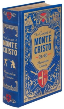 Count of Monte Cristo (Barnes & Noble Collectible Classics: Omnibus Edition), Leather / fine binding Book