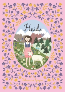 Heidi (Barnes & Noble Children's Leatherbound Classics), Hardback Book