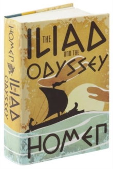 Iliad and the Odyssey, Hardback Book
