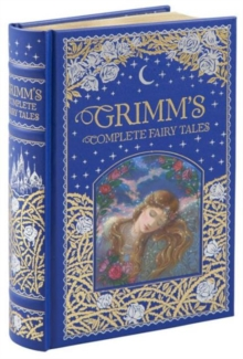 Grimm's Complete Fairy Tales (Barnes & Noble Collectible Classics: Omnibus Edition), Leather / fine binding Book