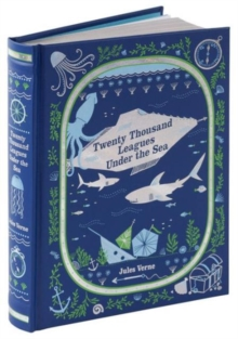 Twenty Thousand Leagues Under the Sea (Barnes & Noble Collectible Classics: Children's Edition), Leather / fine binding Book