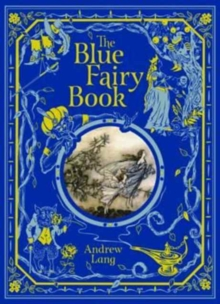 The Blue Fairy Book (Barnes & Noble Children's Leatherbound Classics), Hardback Book