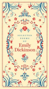 Selected Poems of Emily Dickinson (Barnes & Noble Collectible Classics: Pocket Edition), Hardback Book