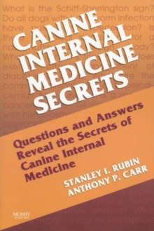 Canine Internal Medicine Secrets E-Book, EPUB eBook