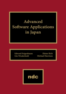 Advanced Software Applications in Japan, PDF eBook