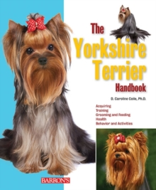 The Yorkshire Terrier Handbook, Paperback / softback Book
