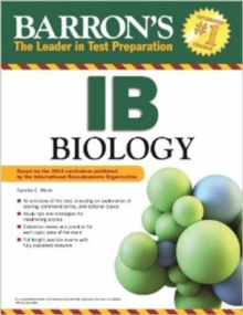 IB Biology, Paperback / softback Book