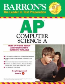 AP Computer Science A, Paperback Book