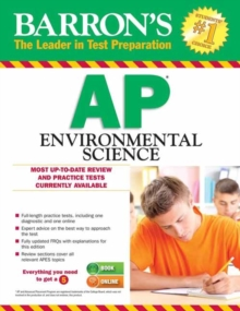 AP Environmental Science, Paperback Book