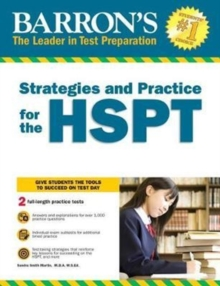 Strategies and Practice for the HSPT, Paperback Book
