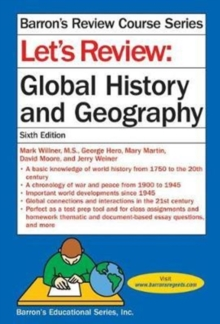 Let's Review: Global History and Geography, Paperback Book