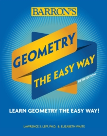 Geometry: The Easy Way, Paperback / softback Book