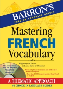 Mastering French Vocabulary, Mixed media product Book