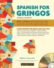 Spanish for Gringos, Level 1 : With MP3 CD, Mixed media product Book