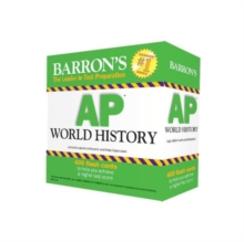 AP World History Flash Cards, Cards Book