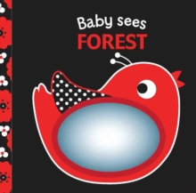 Baby Sees Forest, Hardback Book
