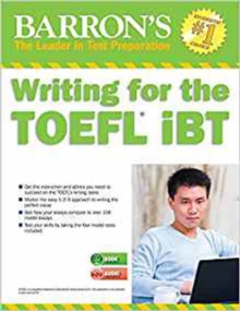 Writing for the TOEFL IBT, Mixed media product Book