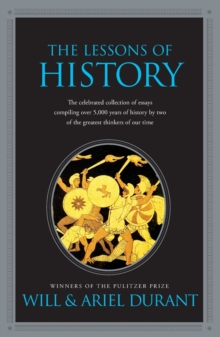 Lessons of History, Paperback / softback Book