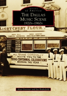The Dallas Music Scene: 1920s-1960s, EPUB eBook