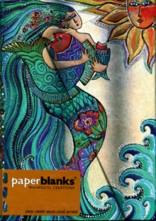 OCEAN SONG MIDI WRAP JOURNAL, Hardback Book