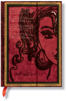 AMY WINEHOUSE TEARS DRY MIDI LINED, Hardback Book