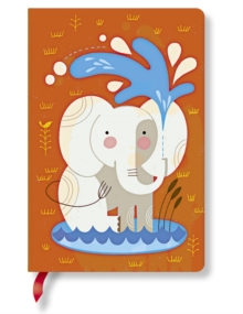 BABY ELEPHANT MINI LIN,  Book