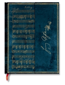 EMBELLISHED MANUSCRIPTS SCHUBERT ULTRA, Hardback Book