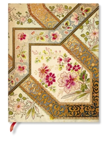 FILIGREE FLORAL IVORY ULTRA LIN,  Book
