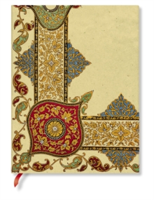 VISIONS OF PAISLEY IVORY KRAFT ULTRA LIN,  Book