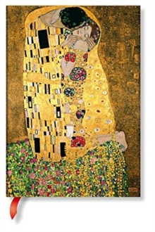 KLIMTS 100TH ANNIVERSARY THE KISS MIDI U,  Book