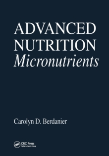 Advanced Nutrition Micronutrients, PDF eBook