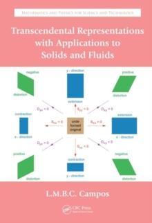 Transcendental Representations with Applications to Solids and Fluids, PDF eBook
