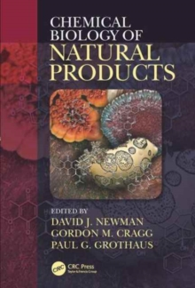 Chemical Biology of Natural Products, Hardback Book