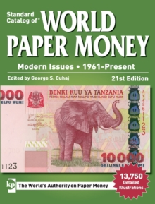 Standard Catalog of World Paper Money, Modern Issues, 1961-Present, Paperback / softback Book