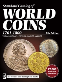 Standard Catalog of World Coins, 1701-1800, Paperback / softback Book