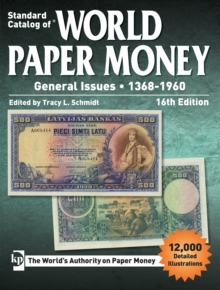 Standard Catalog of World Paper Money, General Issues, 1368-1960, Paperback / softback Book